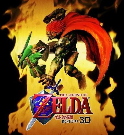 Zelda: Ocarina of Time 3D, c'est pareil mais en mieux