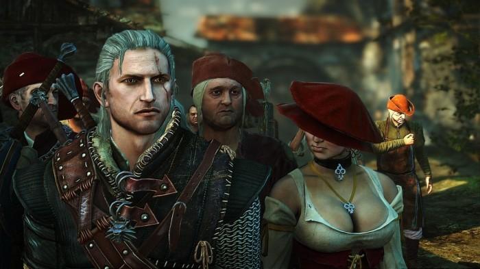 Geralt, ce héros.