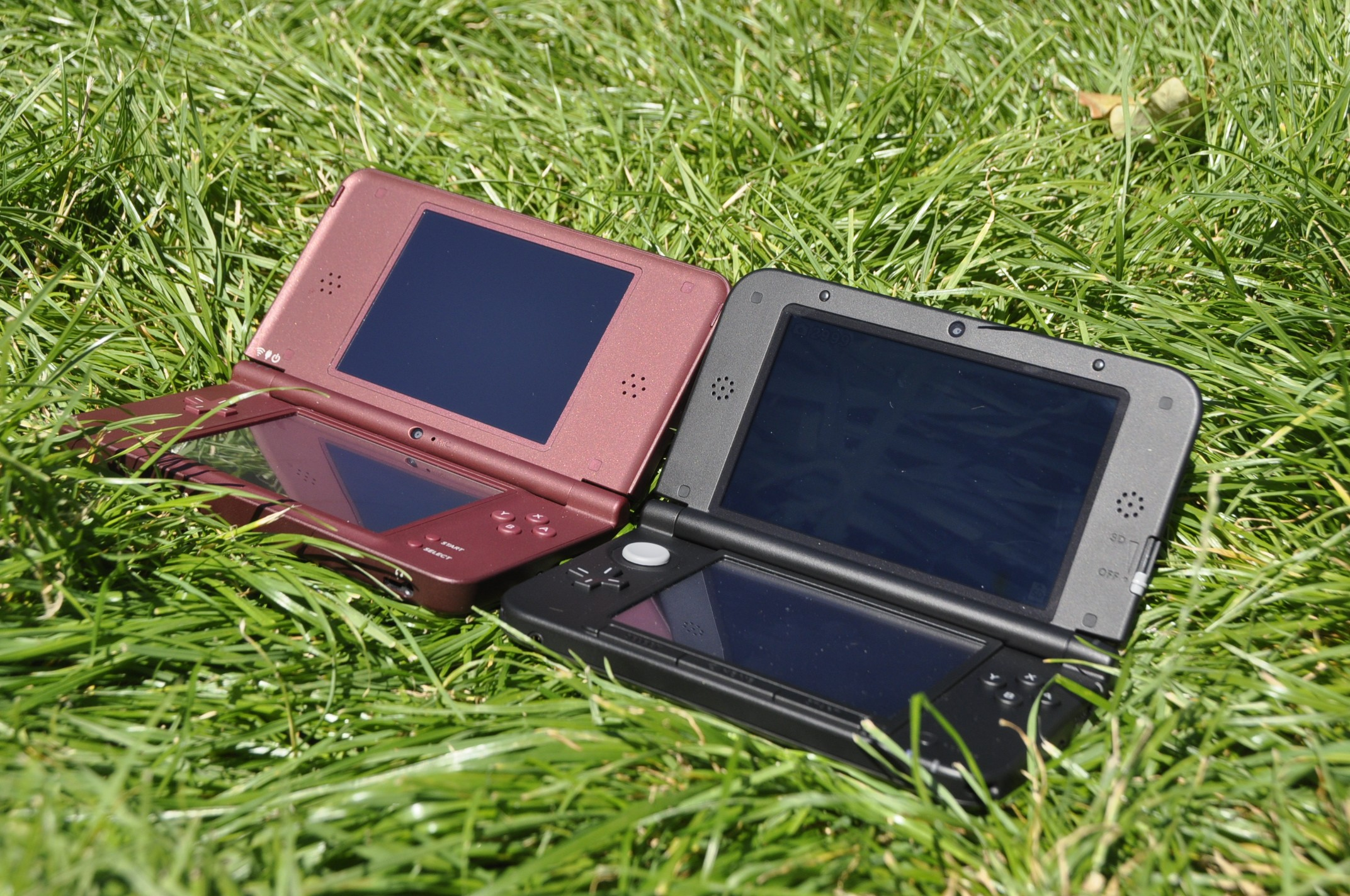 La 3DS XL Vs La DSi XL