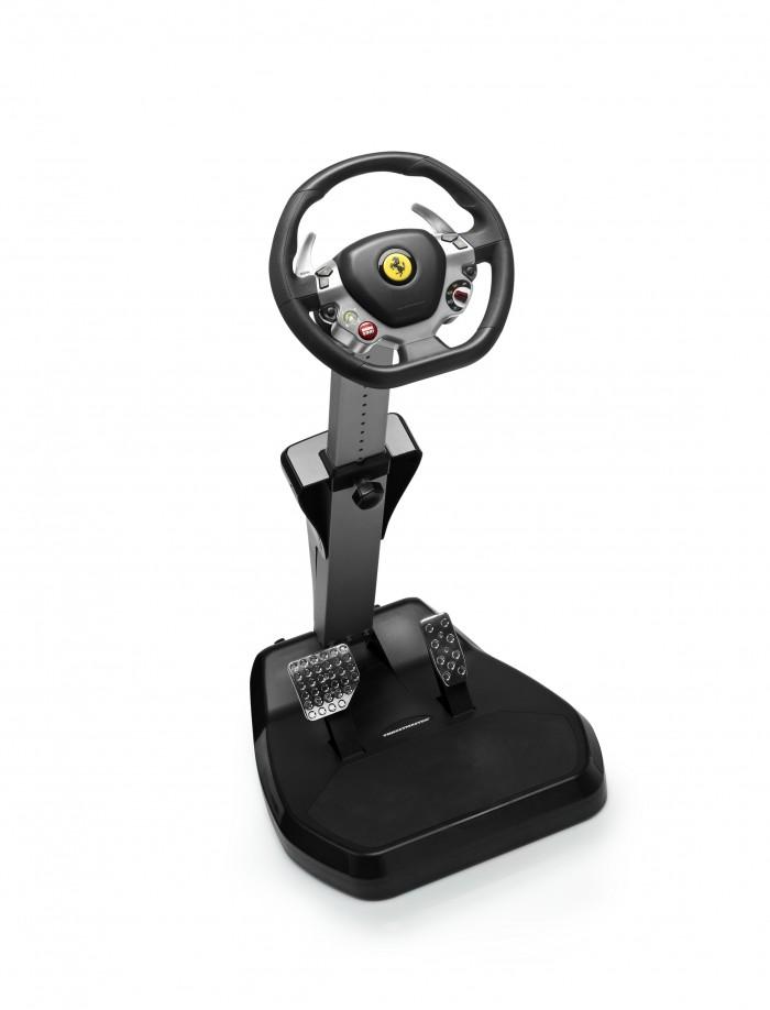 Vibration GT cockpit 458 Italia edition