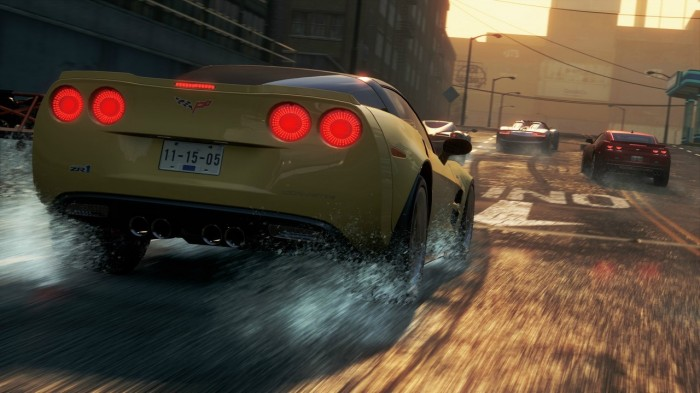 Need For Speed : Most Wanted - La preview post E3