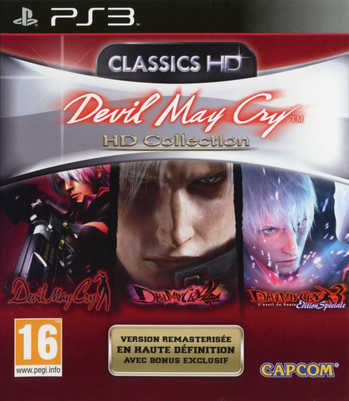 Devil May Cry : HD Collection (version française)