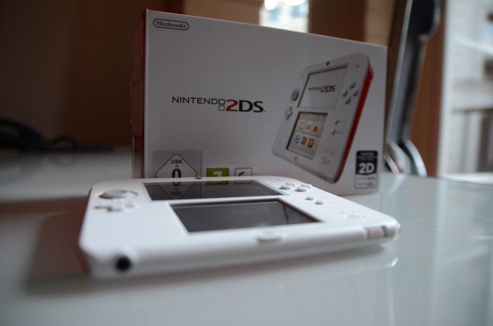 Nintendo 2DS, à peine annoncée et déjà approchée