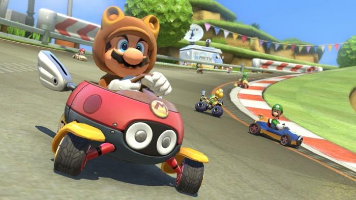 GH : Malgré l'orientation arcade du jeu, certains véhicules ont un comportement délicat. Il sera possible de régler les pièces ?