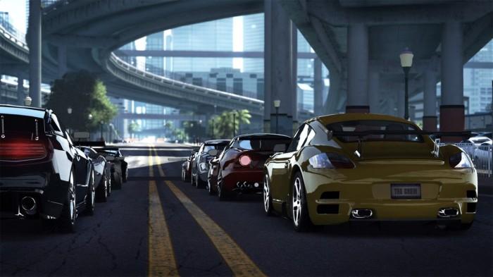 GH : Il ne s'adresse donc pas à des pros des simulations du genre, comme Gran Turismo ou Forza Motorsports.