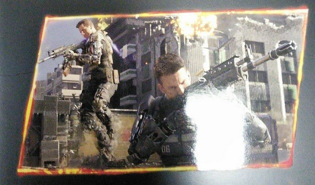 Call of Duty : Black Ops III - Image Leak 2