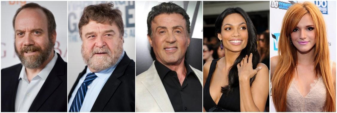 Des stars hollyoodiennes au cast américain du film !