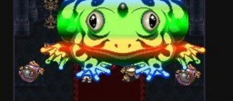 Qui a dit que les grenouilles ne savaient pas combattre ?