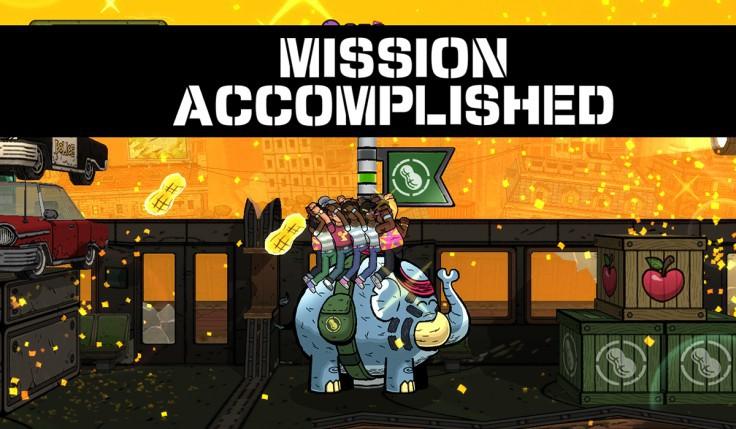 Tembo : The Badass Elephant