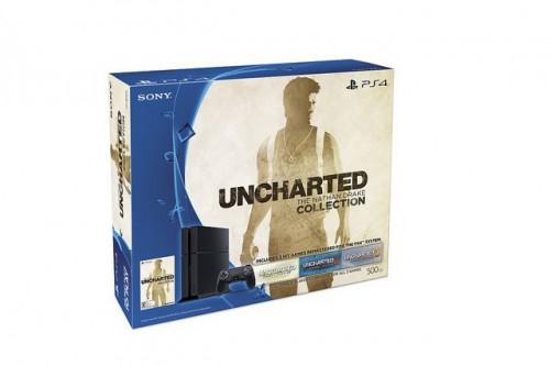 Uncharted Bundle