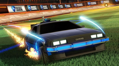 DLC Rocket League