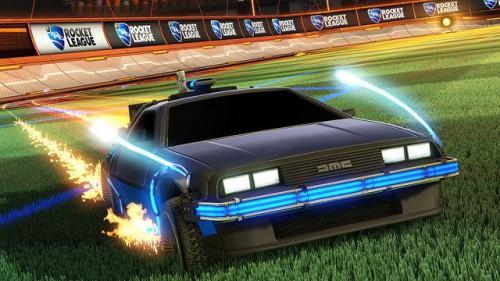 DLC Rocket League