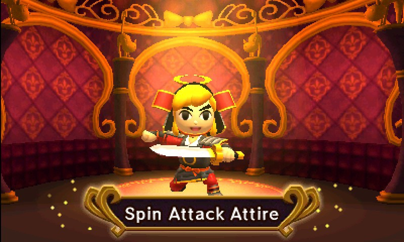 The Legend of Zelda : Tri Force Heroes