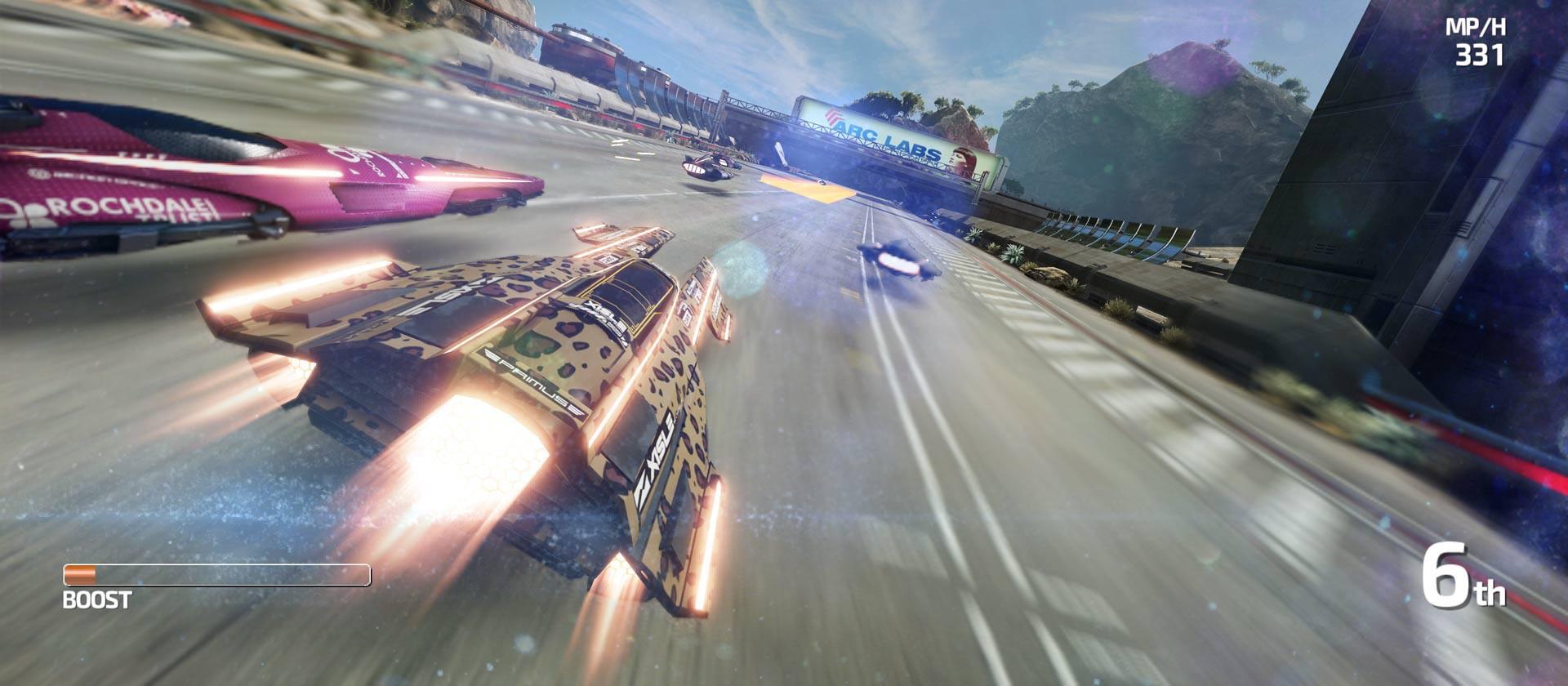 FAST : Racing NEO