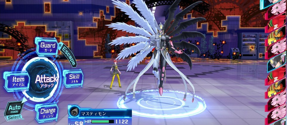 Digimon Story : Cyber Sleuth
