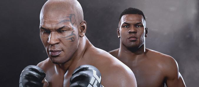 Mike Tyson sera de la partie, version jeune et actuelle