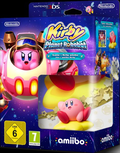 Kirby : Planet Robobot bundle