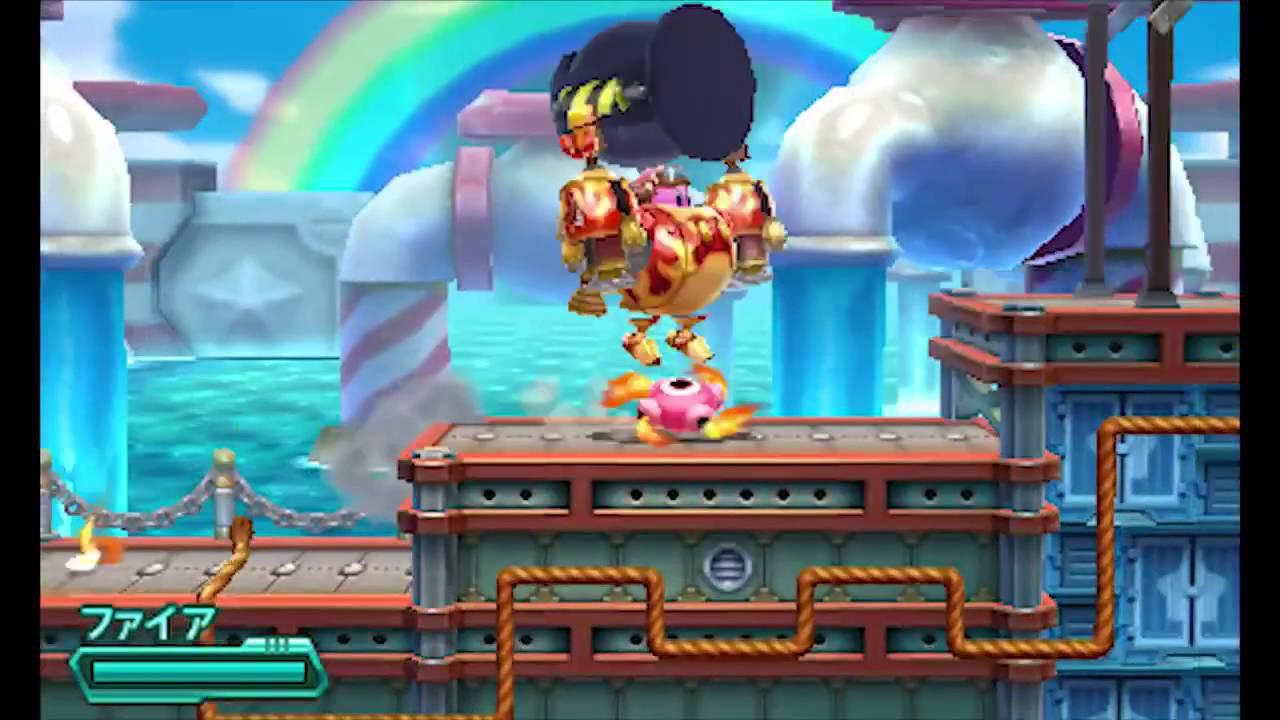 Kirby : Planet Robobot