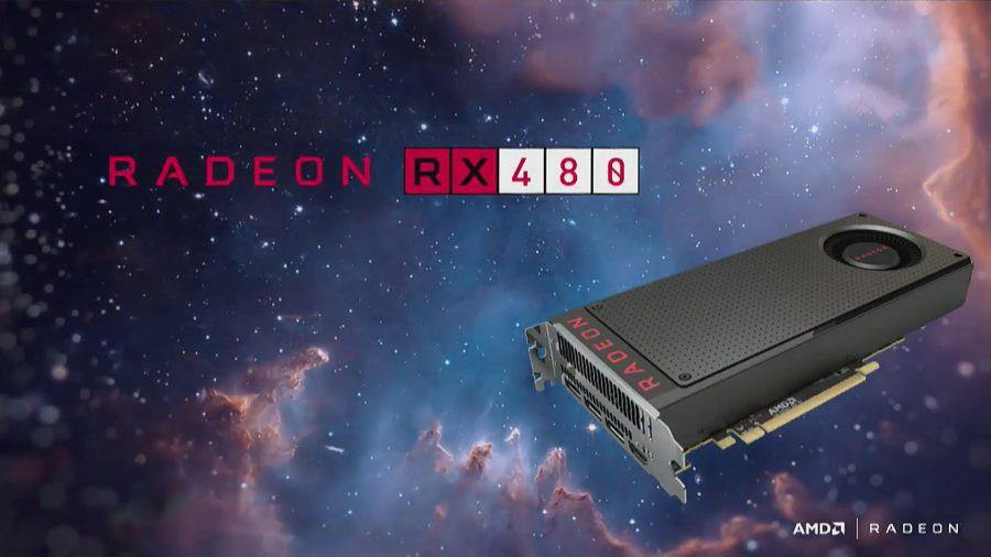 RX480 Specs
