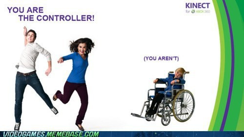 Kinect meme