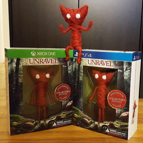 Unravel Edition Collector