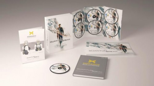 Quantum Break édition collector PC