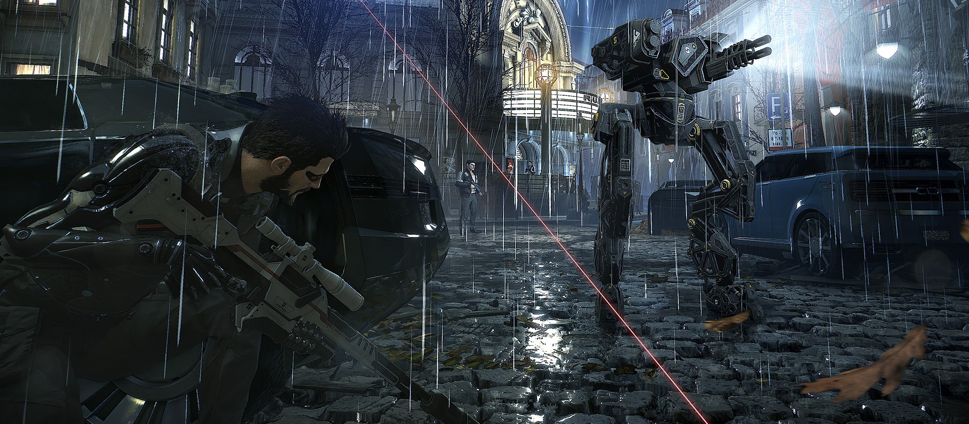 Deus Ex : Mankind Divided