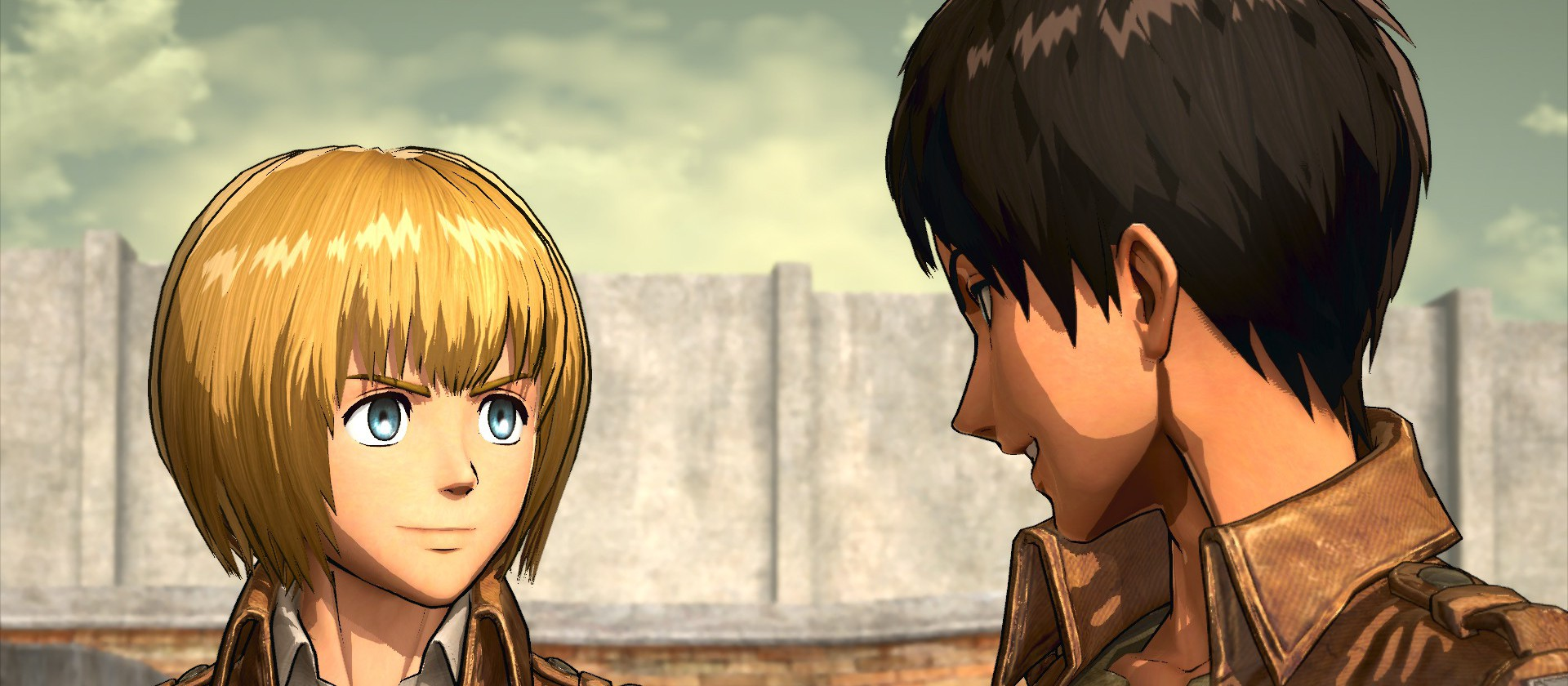 Attack on Titan : Wings of Freedom