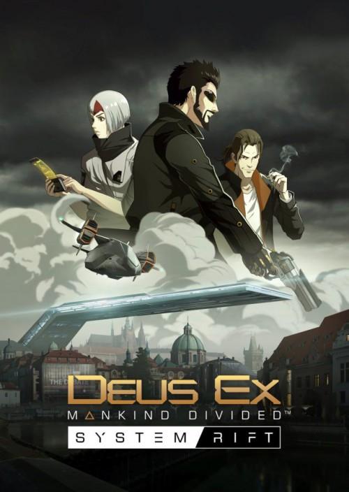 Deus Ex : System Rift