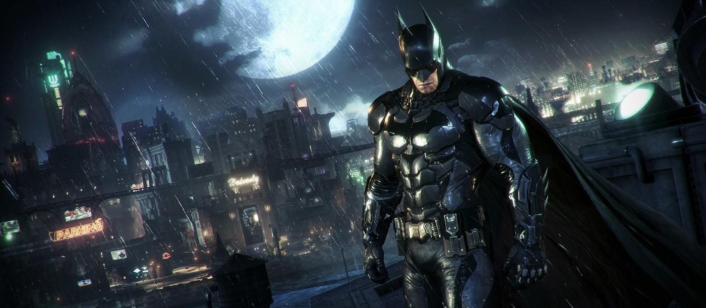 Je suis Batman. Genre vraiment.