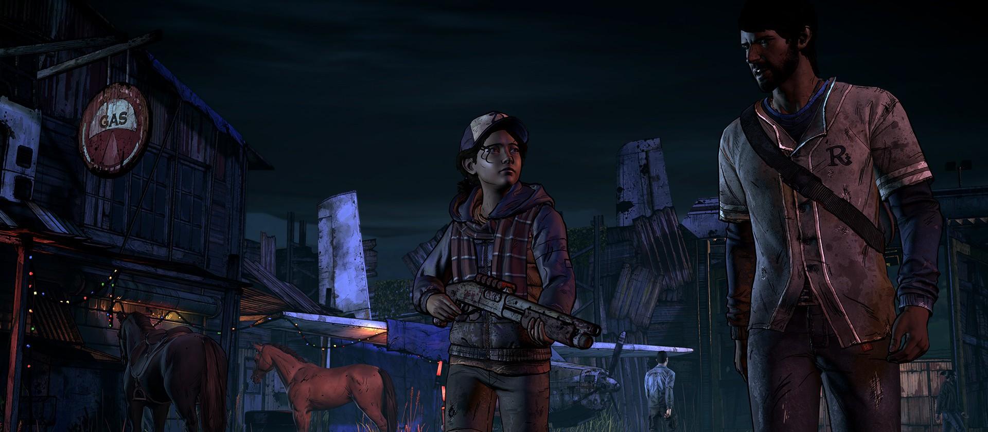 The Walking Dead - Saison 3 : A New Frontier