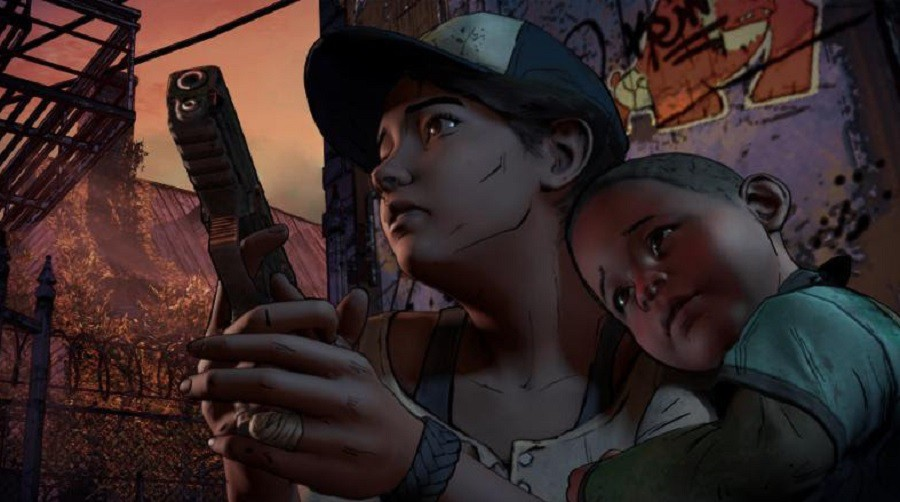 The Walking Dead - Saison 3 : A New Frontier
