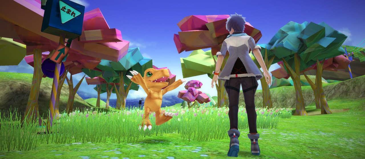 Digimon World : Next Order