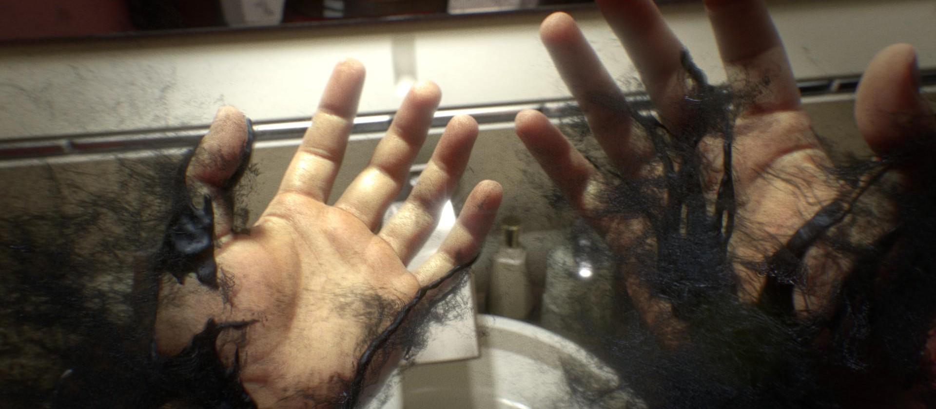 Je pense que je dois me laver les mains