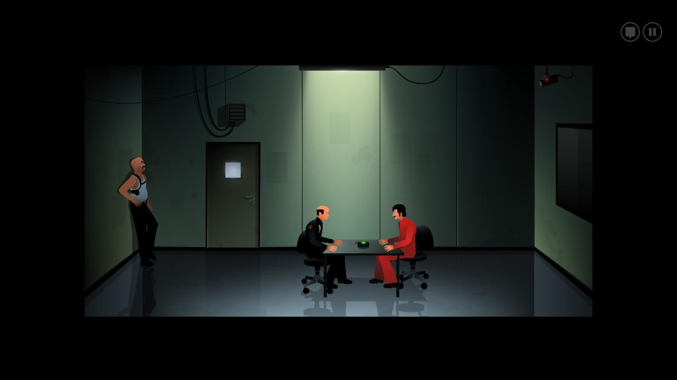 The Silent Age - épisode deux - Le commissariat