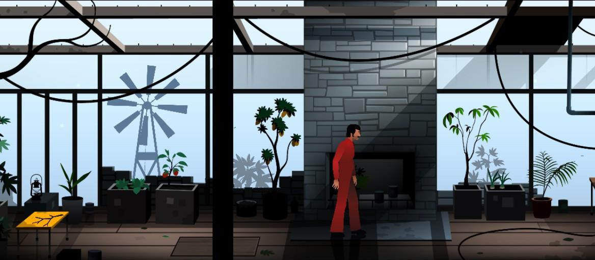 The Silent Age - épisode sept - La maison