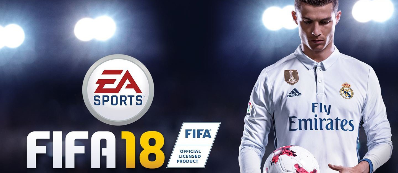 FIFA 18 - Cristiano Ronaldo