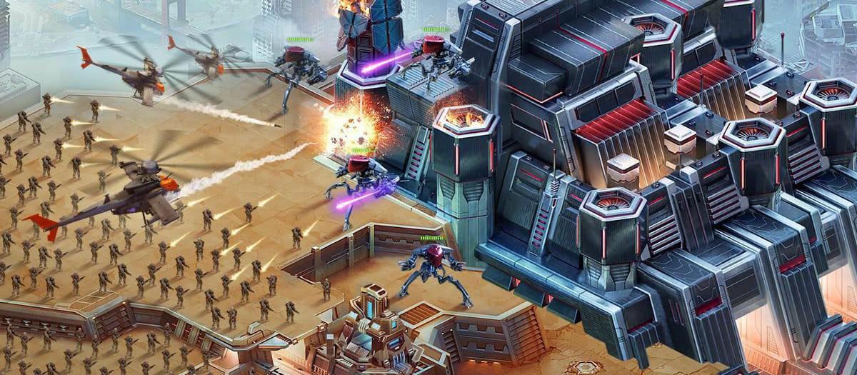 Terminator Genisys : Future War