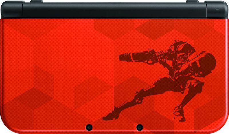New 3DS XL édition Samus Returns