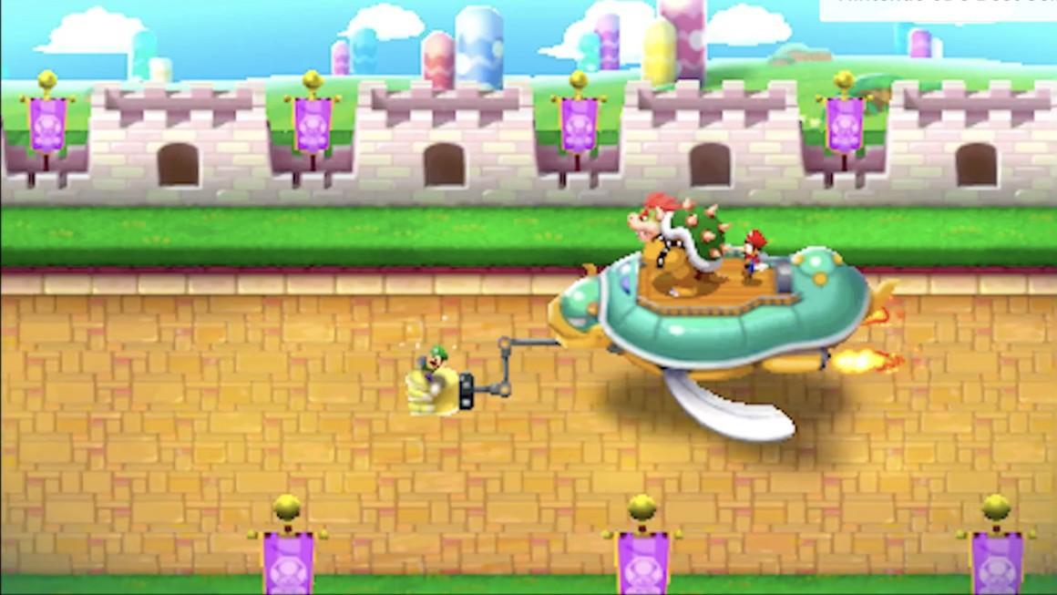 Maio & Luigi Superstar Saga