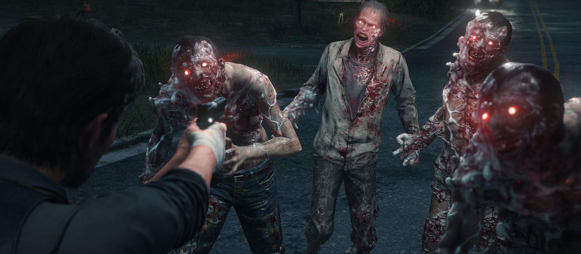 Des zombies sur la route