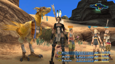 Final Fantasy XII : The Zodiac Age