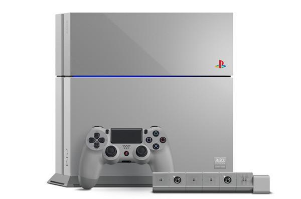 La Playstation 20e anniversaire