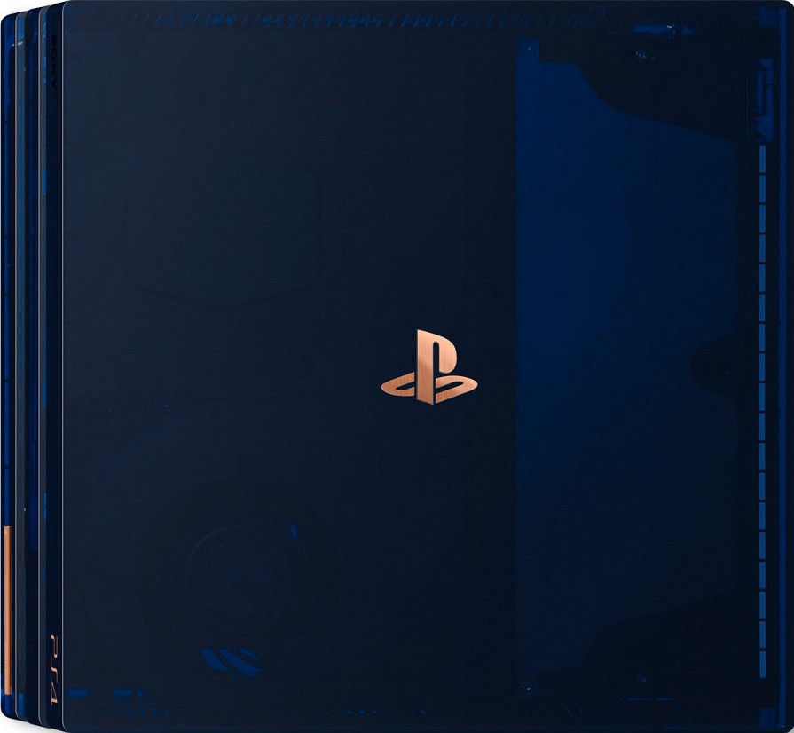 PS4 Pro 500 Million delivers on its design promise
