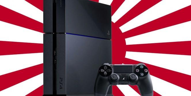 PS4 Pro Japon