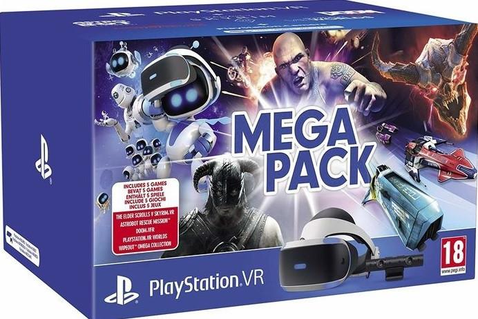 Mega Pack PSVR