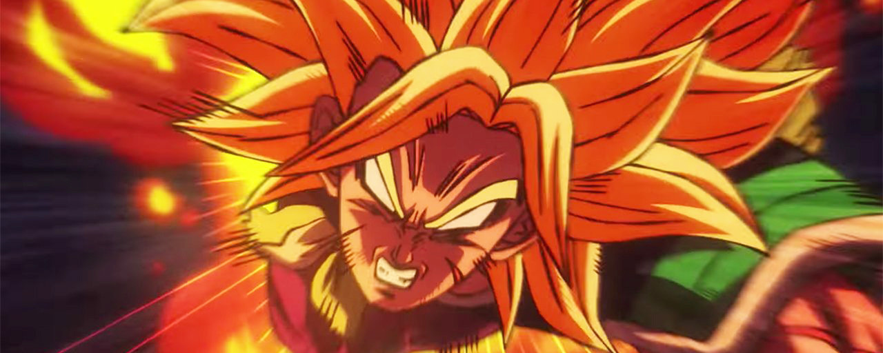 Broly le furieux