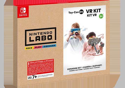 Nintendo VR