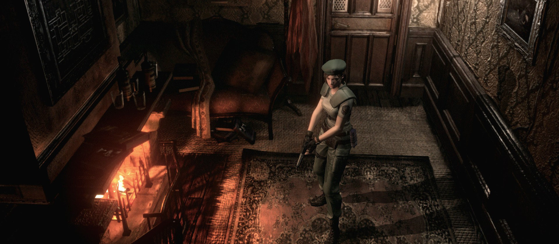 Resident Evil : Rebirth