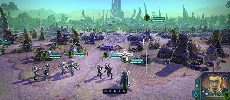 Age of Wonders : Planetfall